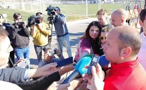 «Para ganar al Valencia necesitamos hacer un partido casi perfecto», recuerda José Alberto