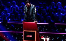 Así ha sido la venganza de Luis Fonsi contra Antonio Orozco en 'La Voz'