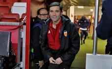 «Somos los favoritos para pasar esta eliminatoria», sostiene Marcelino