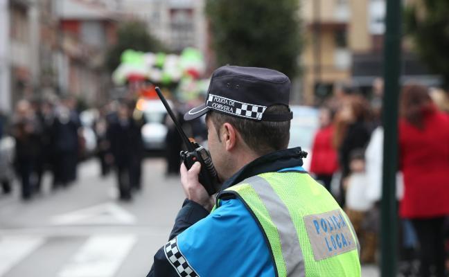 Corvera publica las bases para la contratación de tres policías locales