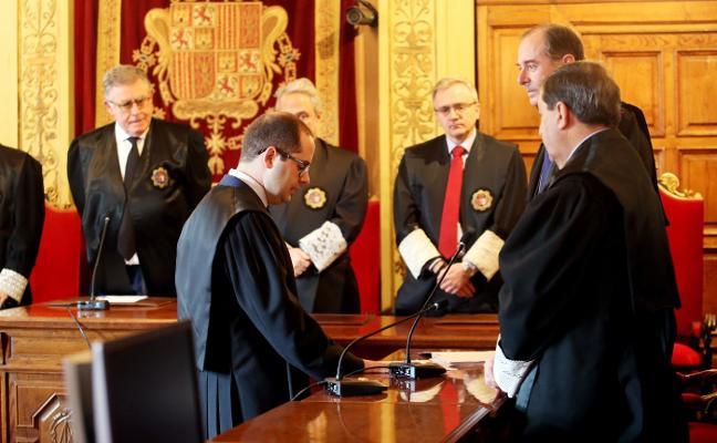Vidau resalta la independencia judicial como la «mayor fortaleza del sistema»
