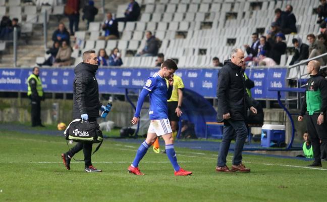 La plantilla del Real Oviedo vuelve esta mañana a los entrenamientos