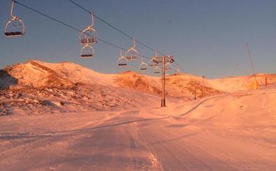 Un enero de nieves para España