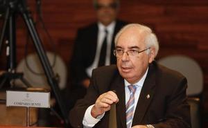 Álvarez Areces: «Mientras fui presidente no se detectó irregularidad alguna con los cursos de formación»