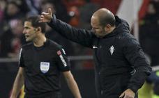 José Alberto: «En la primera parte fuimos superiores»