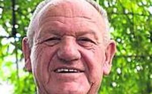 El Pinsi organiza un homenaje a su expresidente, Juan Camino