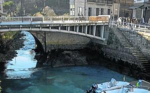 El Ayuntamiento vuelve a pedir al Principado la limpieza de ocle del puerto