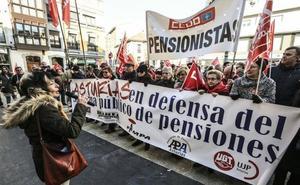 Los pensionistas en Siero: «Nadie nos va a regalar nada»