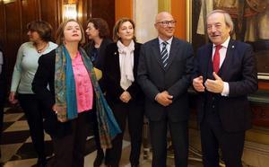 Wenceslao López: «La recuperación de los terrenos de La Vega es vital para Oviedo y para Asturias»