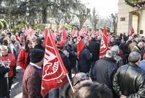Los pensionistas asturianos vuelven a salir a la calle