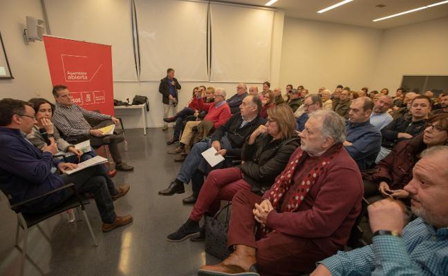 El PSOE de Castrillón acusa a IU de «dejadez de funciones» al no presentar presupuestos este año