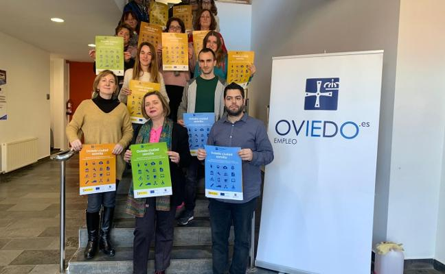Oviedo logra cinco millones de euros para formar a 1.065 desempleados