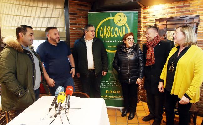 Los hosteleros de Gascona gastarán 10.000 euros anuales para reforzar la limpieza