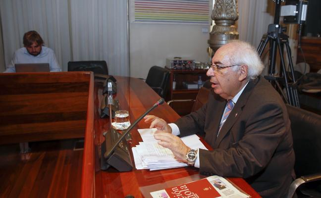 Areces niega que se detectasen irregularidades en los fondos formativos durante su mandato