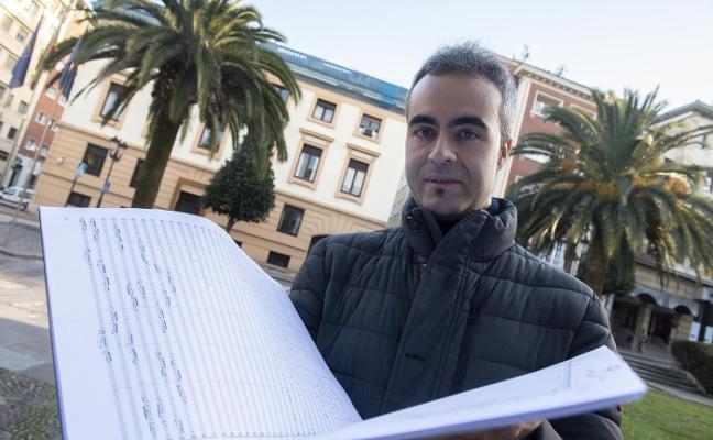 «Asturias tiene buen nivel de instrumentistas, es una lástima que no haya caldo de cultivo»
