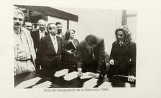 La Biblioteca Pública Vital Aza de Mieres cumple cien años