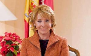 Esperanza Aguirre participará en 'Pasapalabra'