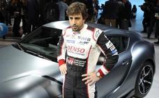 ¿Alonso en el Dakar? «Un deseo común», según Toyota