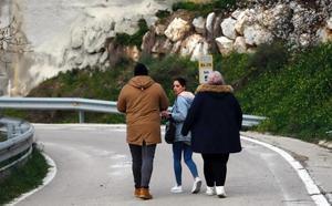 El padre de Julen, el niño que cayó a un agujero en Málaga: «Mi hijo está ahí y no llegan hasta él»