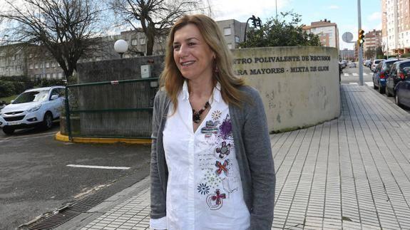 Cándido Carnero impulsa a Rosa Espiño como candidata a las primarias de Podemos en Gijón