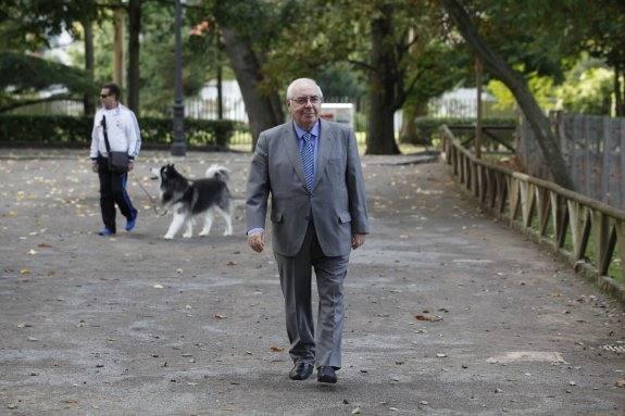 Fallece Vicente Álvarez Areces
