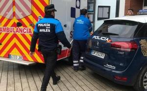 Policía y Bomberos se despliegan en Cervantes por un fallecido en su casa