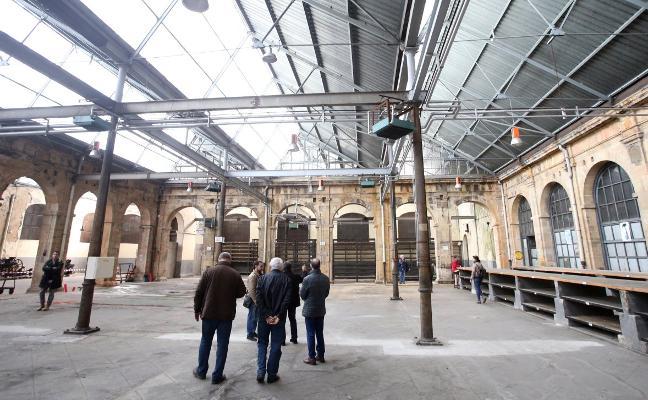 El Ayuntamiento de Oviedo quiere trasladar el Archivo Municipal al claustro de la fábrica de La Vega