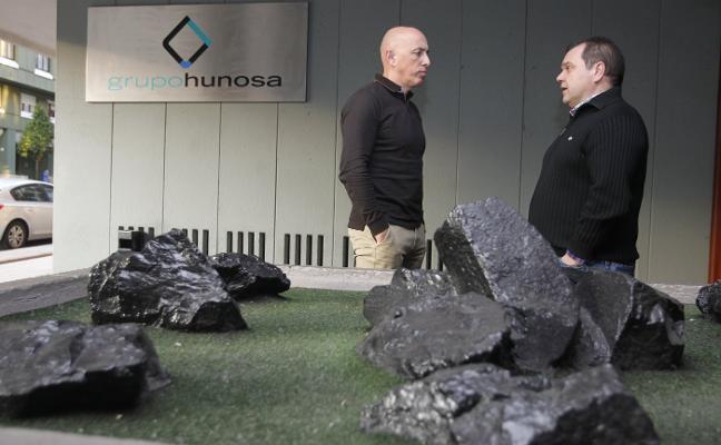 Los sindicatos instan a Hunosa a presentar el borrador del plan industrial