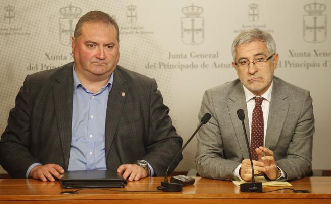 Los sectores más fuertes de IU Asturias apuestan por una lista con Llamazares