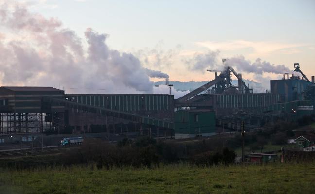 El Principado endurece las medidas ambientales de Arcelor para reducir emisiones