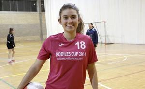 Rodiles | Alba: «El Rodiles es el club referencia de fútbol sala en Asturias»