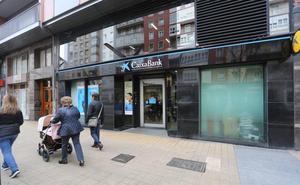 CaixaBank prevé cerrar once oficinas en Asturias con 58 trabajadores