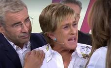 Chelo García Cortes estalla: «Estoy hasta las narices, soy bisexual ¡y qué pasa!»