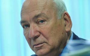 Francisco Rodríguez, presidente de Industrias Lácteas Asturianas, 'Ovetense del Año'
