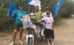 El asturiano Javier Álvarez cumple un sueño y entra en la historia del Dakar