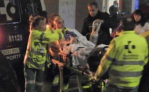 Hallan muerta a una niña de 9 años y a su madre inconsciente en Bilbao