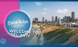 Tel Aviv se prepara para acoger Eurovisión: construirá un camping para 2.000 personas