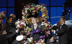 'La viuda alegre', el próximo sábado en Avilés