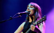 Zahara: «'Muérdeme' con María es la que mejor puede funcionar en Eurovisión»