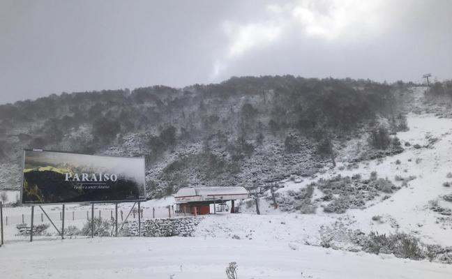 Reservas que se adelantan a la nieve