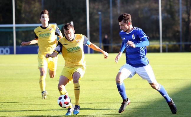 El Real Oviedo renovará a Borja Sánchez por tres temporadas