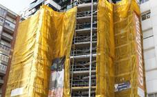 Urbanismo no concedió ninguna ayuda nueva para rehabilitación de fachadas en todo 2018