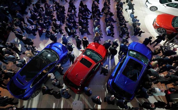 Los mejores coches del salón del automóvil de Detroit