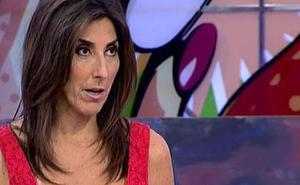 Paz Padilla se rebela en Twitter: «Ten cuidado con lo que dices»