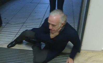 Eduardo Inda sufre un incidente en Telecinco y amenaza con denunciar