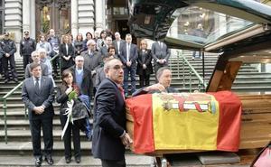 Muere Vicente Álvarez Areces, el socialista incombustible