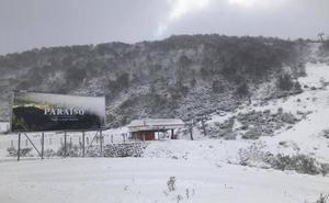 Asturias, a las puertas de la primera gran nevada del año