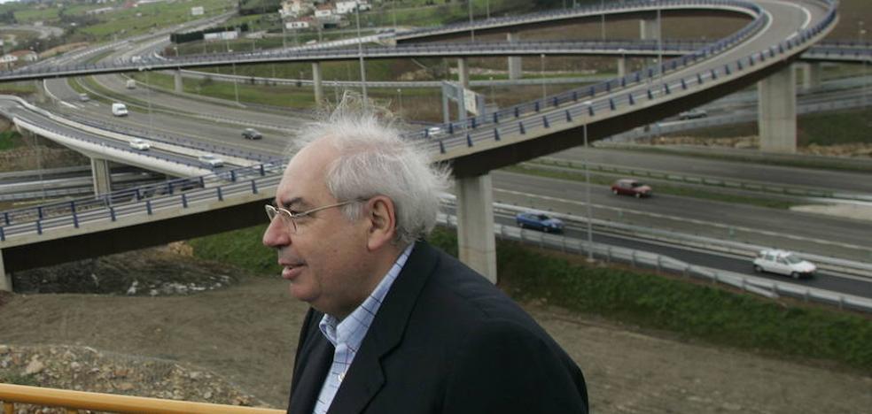Vicente Álvarez Areces, empeñado en transformar Asturias