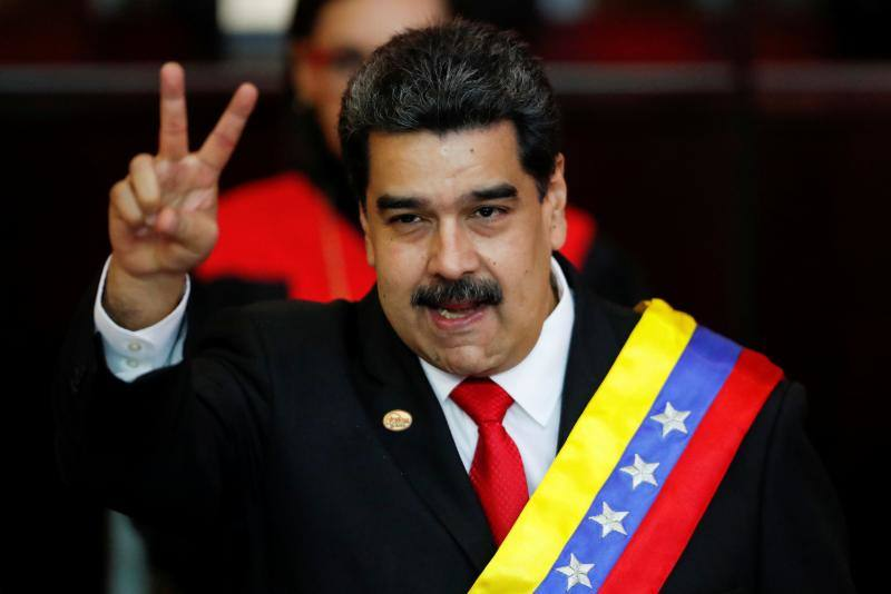 El viaje al futuro de Nicolás Maduro: «Vi que todo sale bien y volví»