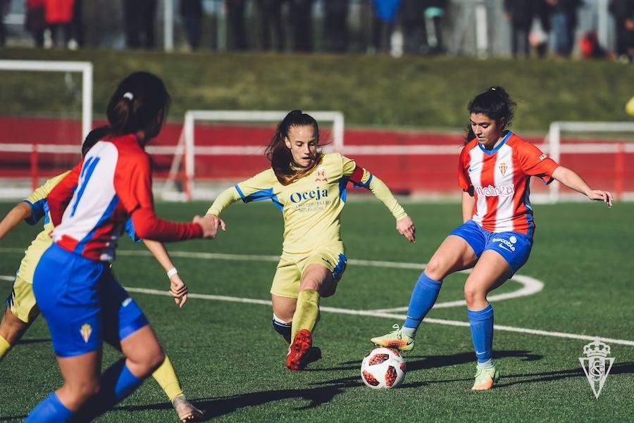 Sporting   Sheila Fernández: «Estoy segura de que conseguiremos el ascenso»